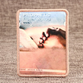Prophetic Prayer Manual Custom Patches