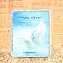 Angels Of God Custom Patches