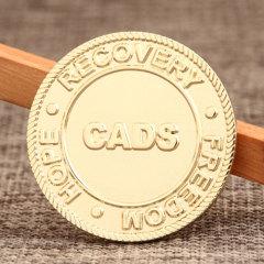 CADS Challenge Coins