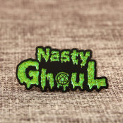 Custom Nasty Ghoul Pins