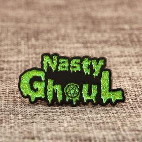 Custom Nasty Ghoul Pins