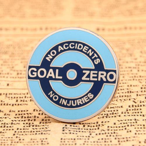 Goal Zero Lapel Pins