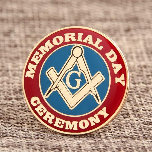 Memorial Day Lapel Pins