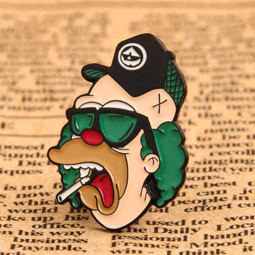 Simpson Custom Lapel Pins