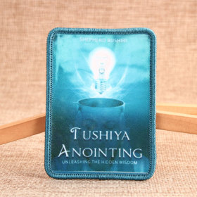 Tushiya Anointing Personalized Patches