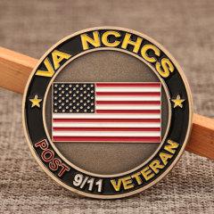 VANCHCS Custom Challenge Coins