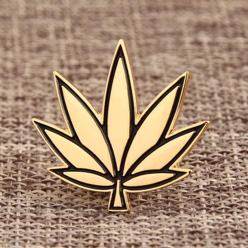 Maple Leaf Soft Enamel Pins