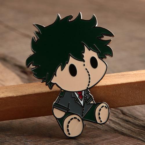Cartoon Character Lapel Pins