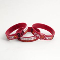 DWADE Rubber Wristbands Custom Cheap