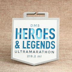 DMS Custom Running Medals