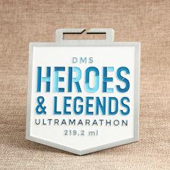 DMS Custom Running Medals