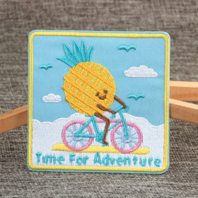 Time For Adventure Custom Patches