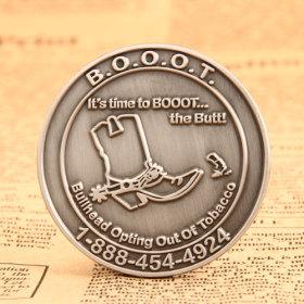 Custom Booot Pins
