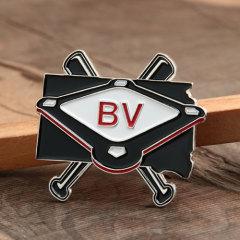Custom BV Enamel Pins
