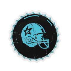 Football Helmet Custom Stickers