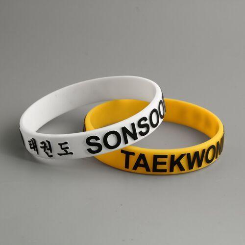 Taekwondo Cheap Wristbands No Min.