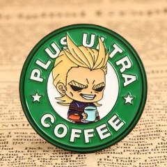 Custom Cartoon Pins