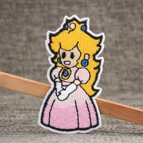 Ice Princess Custom Custom Made Patches