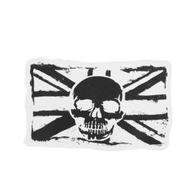 Skull Flag Custom Stickers
