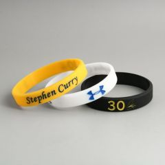 Stephen Curry Wristbands no Min.