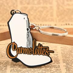 Carmelettes Boot Custom Keychains
