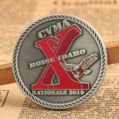 CVMA Challenge Coins for Sale