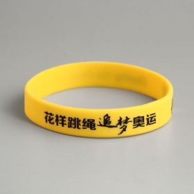 Chasing the Dream of Olympics Wristbands