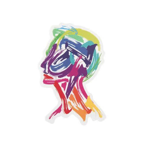 Mental Disorder Custom Stickers