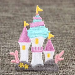 Printed Castle Custom Patches Online