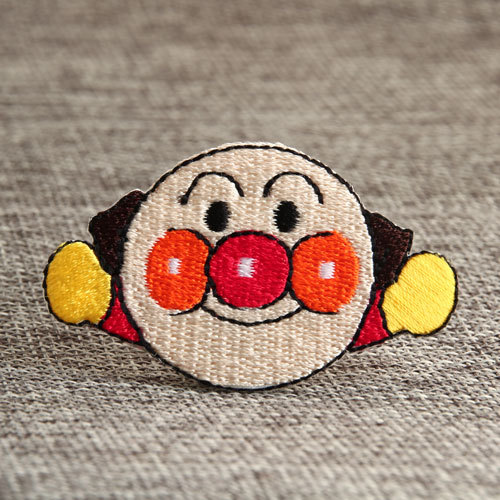 Anpanman Custom Sew On Patches
