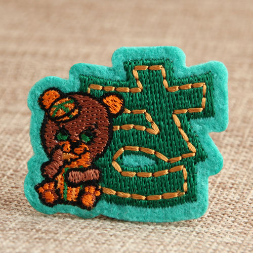 Japanese Order Custom Patches