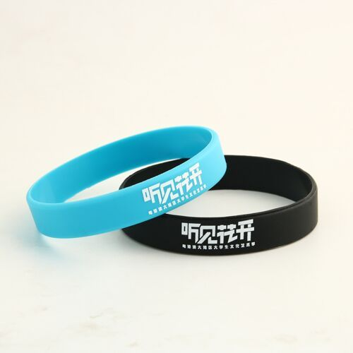 Hearing Flowers Blossom Wristbands