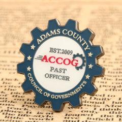 Custom ACCOG Pins