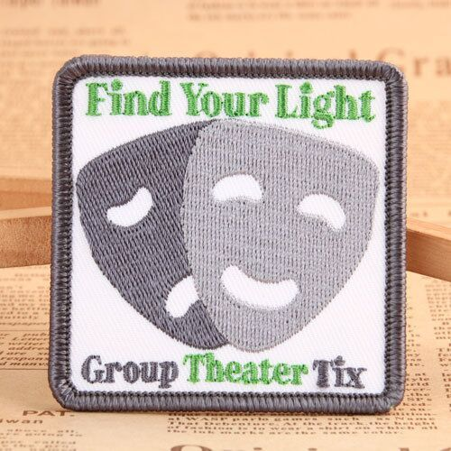 Find Your Light Custom Patches
