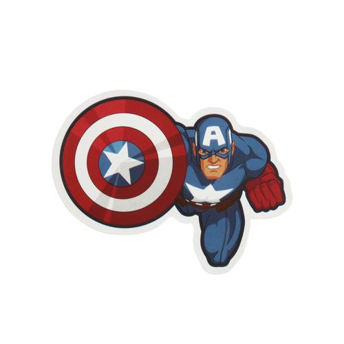 Cool Captain America Custom Stickers