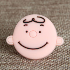Charlie Brown PVC Patches
