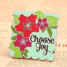 Choose Joy Pins