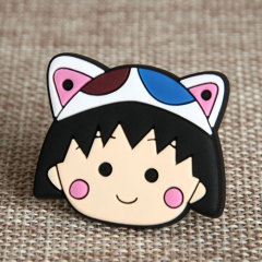 Sakura Momoko PVC Magnet