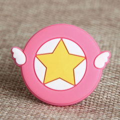 Star Magic Wand PVC Patches