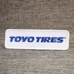 TOYO TIRES Cheap Custom Patches