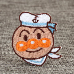 Little Navy Cheap Custom Patches