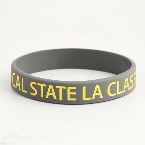 CAL STATE LA CLASS Wristbands