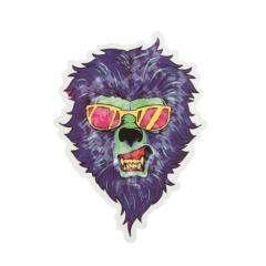 Rockstar Lion Custom Stickers