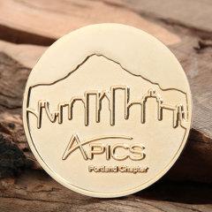 APICS Custom Challenge Coins