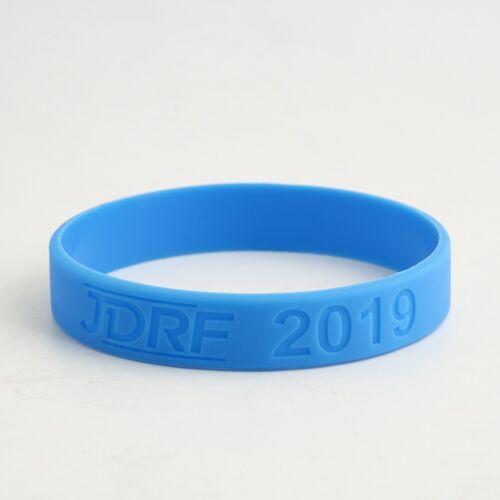 JDRF Custom Made Wristbands