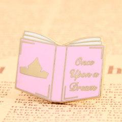 Magic Book Enamel Pins