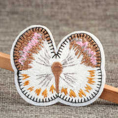 Butterfly Embroidery Percentage
