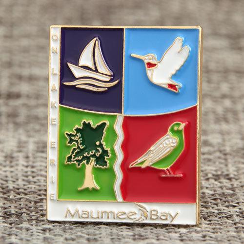 Maumee Bay Custom Enamel Pins