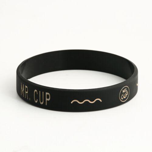 MR. CUP Custom Made Wristbands