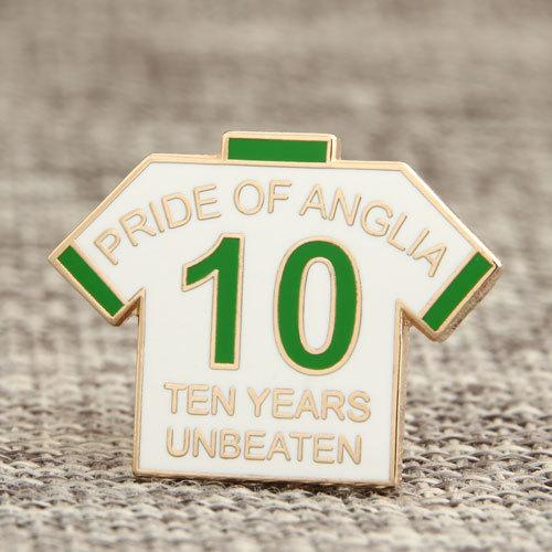 Pride Of Anglia Pins